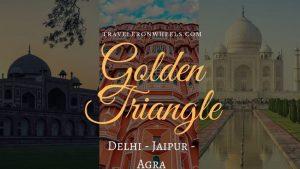 Golden Triangle Road Trip Delhi Jaipur Road Trip