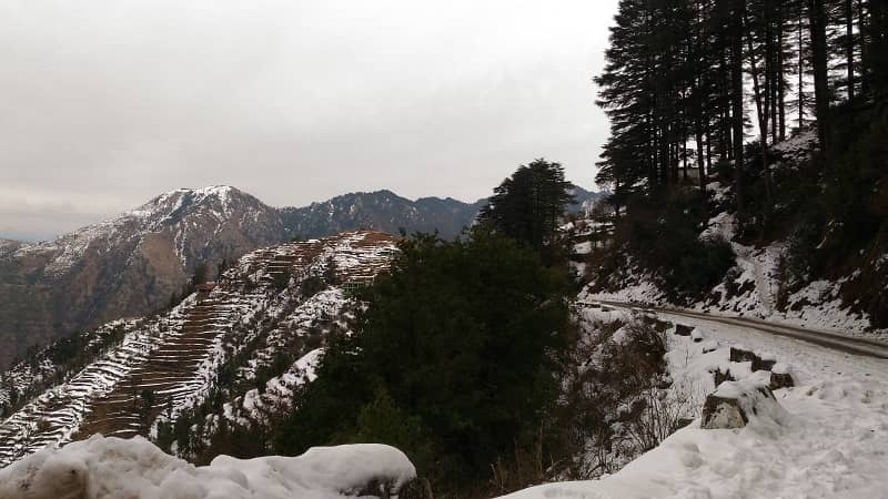 Mussoorie, Uttarakhand - Weekend Getaways from Delhi