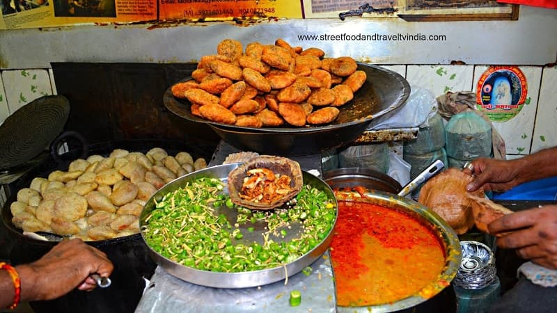 Old Delhi, Traditional Food