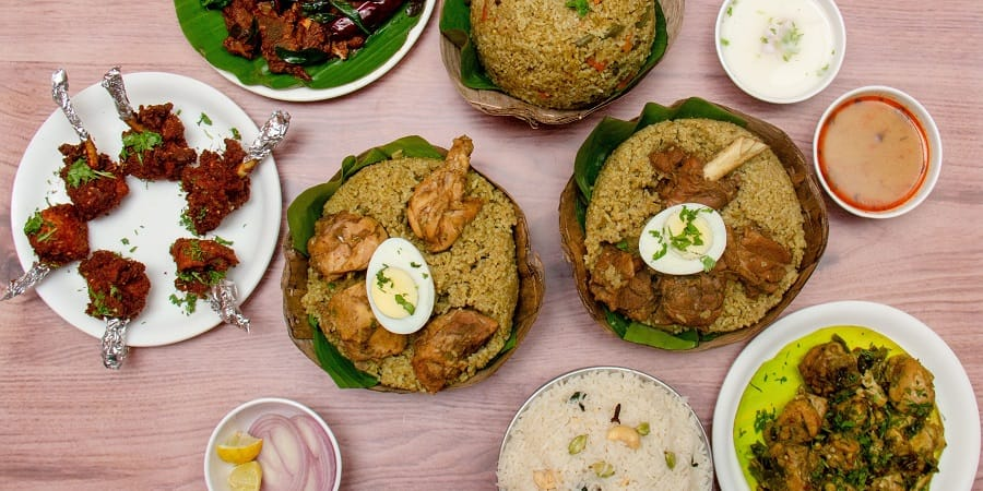 Maa Ooru Biryani - List of Best Biryani in Hyderabad