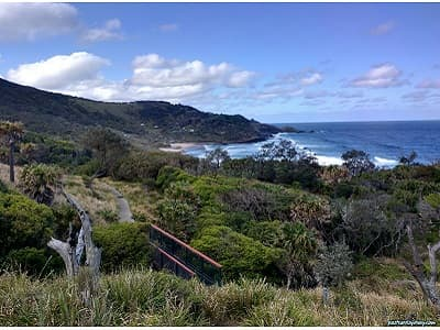 Otford Lookout | Picture: Postcardsydney