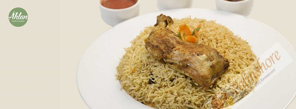 Palmshore Restaurant is one of the Best Places for Biryani in Chennai