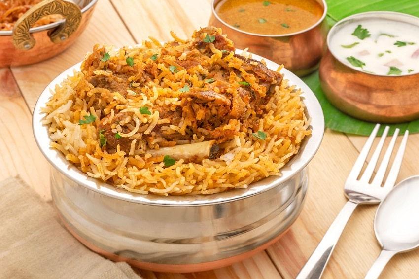 Meghana Foods, Indiranagar