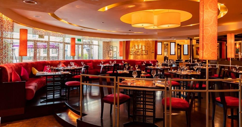 Asha's Restaurant - Dubai