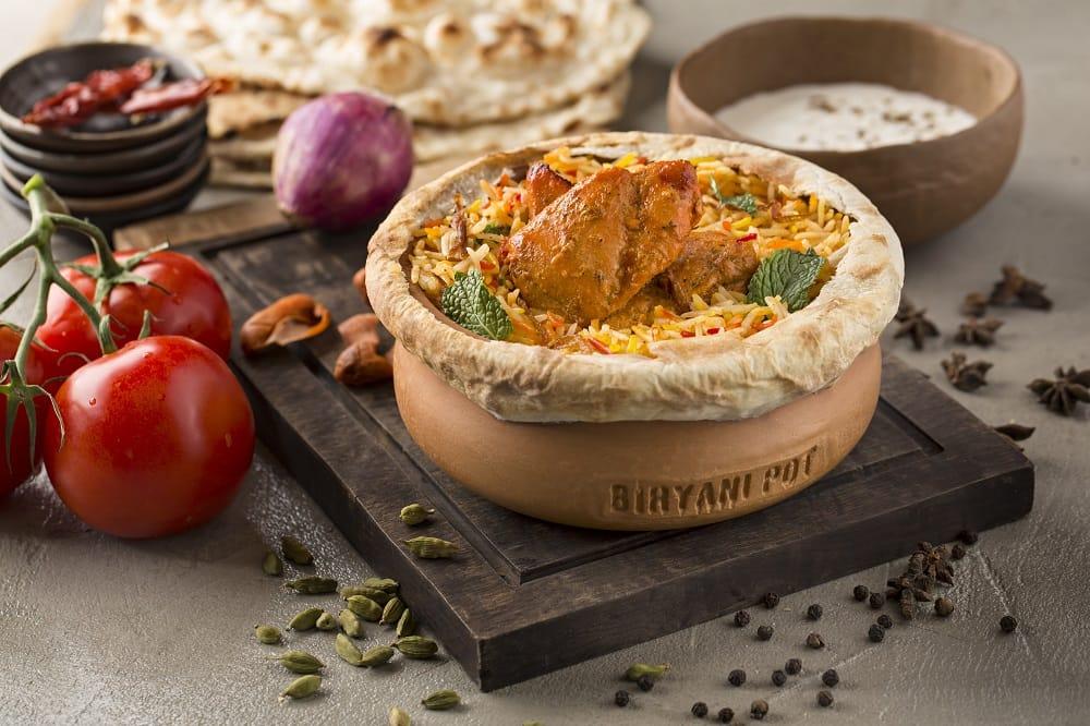 Biryani Pot, Best Biryani in Dubai!