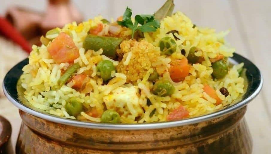 Best Biryani in Delhi: Khan Chacha, Khan Market